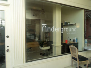 Underground by The LA Barber