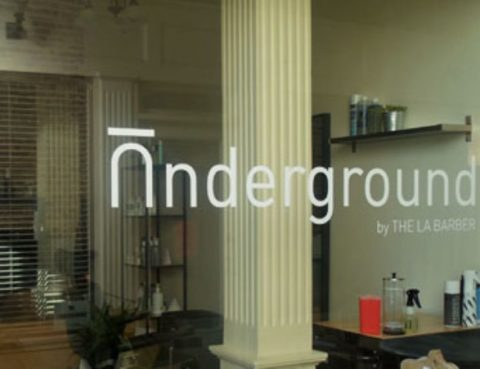 Underground the LA Barber